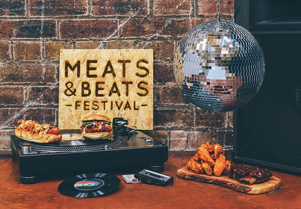 Meats Beats Festival The Edinburgh Address