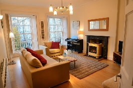 Gayfield Square Living Room